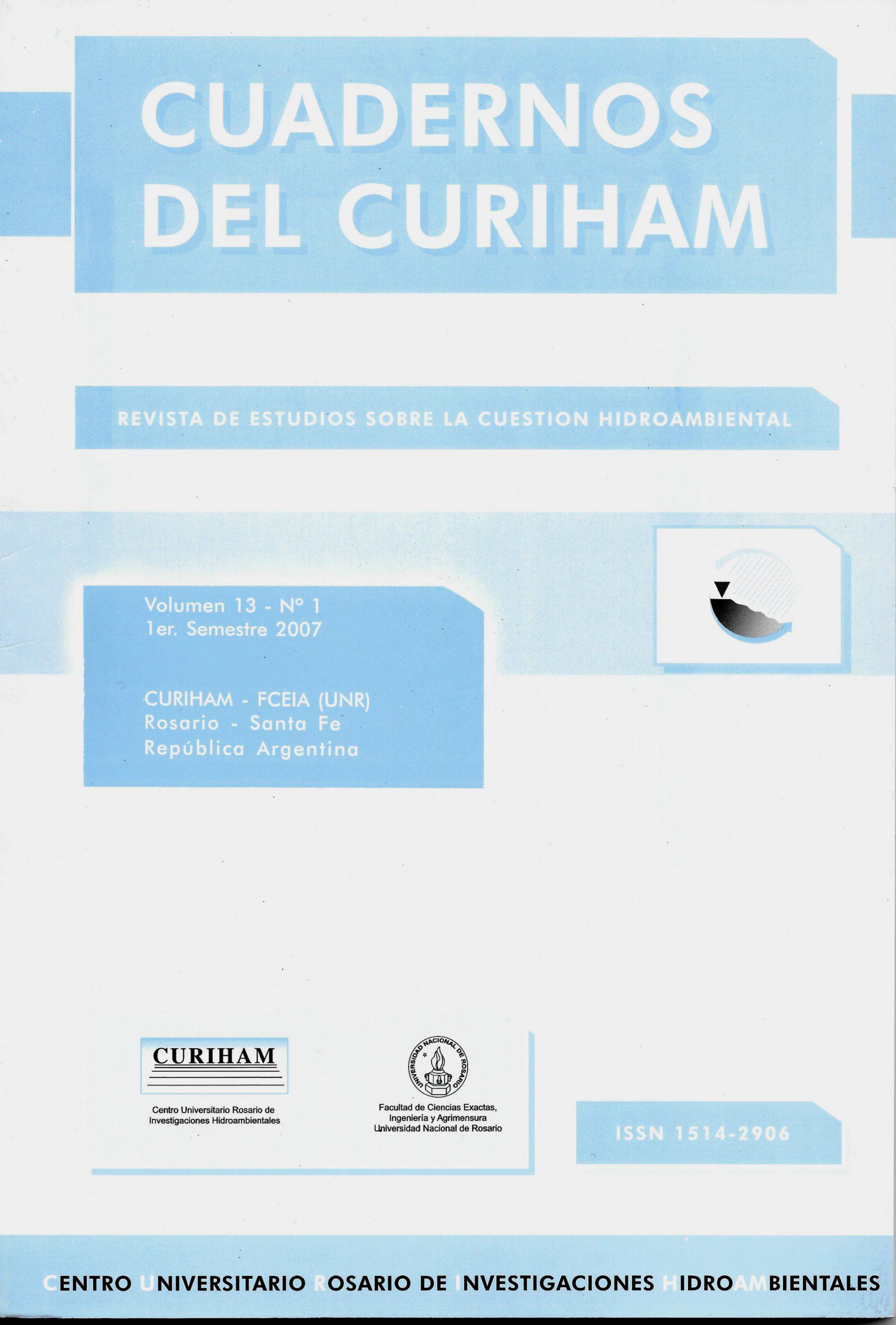 Ver Vol. 13 (2007)